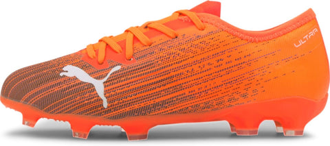 Puma 2.1 FG/AG Jr. - SHOCKING ORANGE/PUMA BLACK
