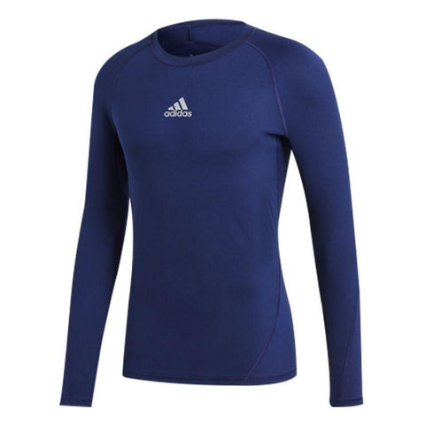 Adidas Youth Alphaskin Longsleeve Compression Tee