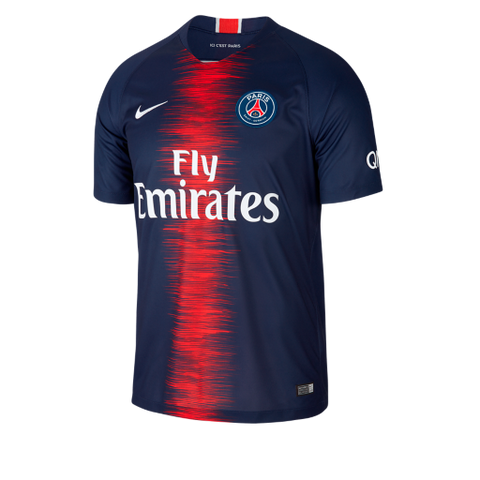Men's PSG Home Jersey 2018/19