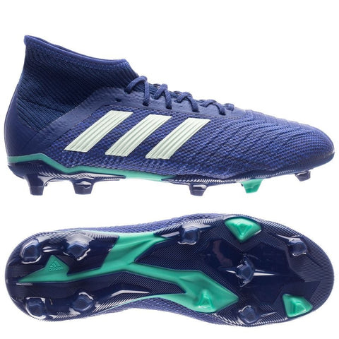 Youth Adidas Predator 18.1 Firm Ground - Deadly Strike