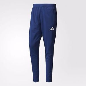 Adidas Men's Tiro 17 Track Pants - Navy Blue