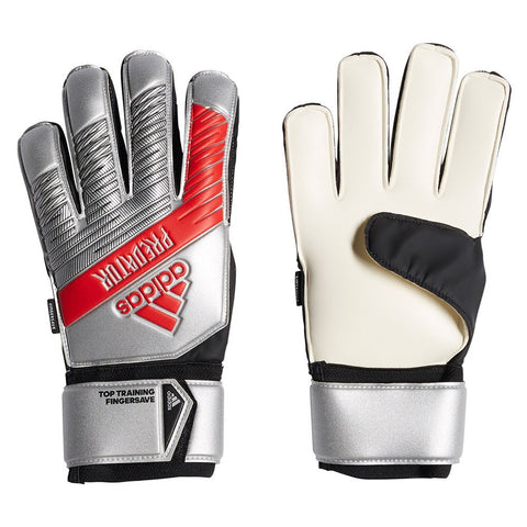 Adidas Predator Junior Training Fingersave Goalkeeper Gloves