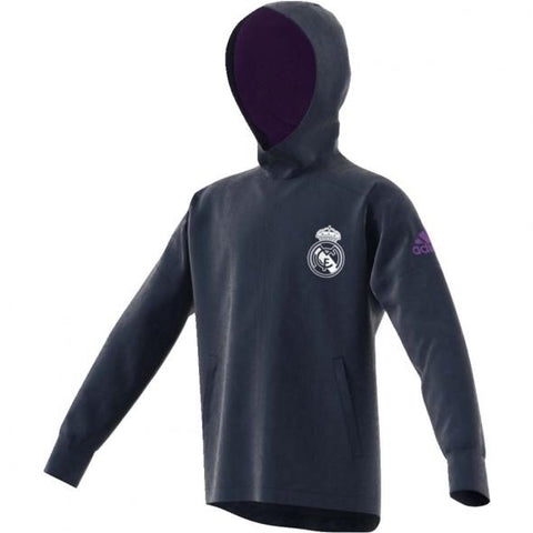 Real Madrid Kids Full-Zip Hoodie