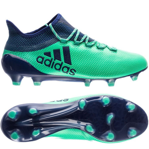 Men's X 17.1 Firm Ground Cleats - Deadly Strike
