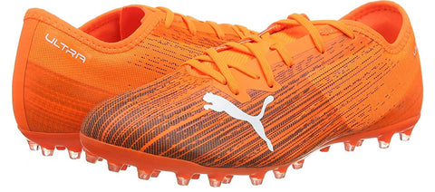 Puma Ultra 2.1 MG - SHOCKING ORANGE/BLACK