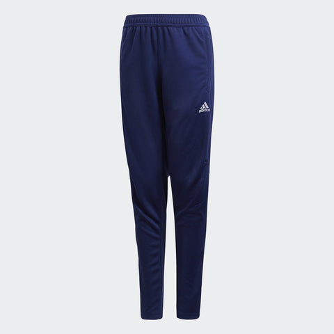 Adidas Youth Tiro 17 Track Pants - Navy Blue