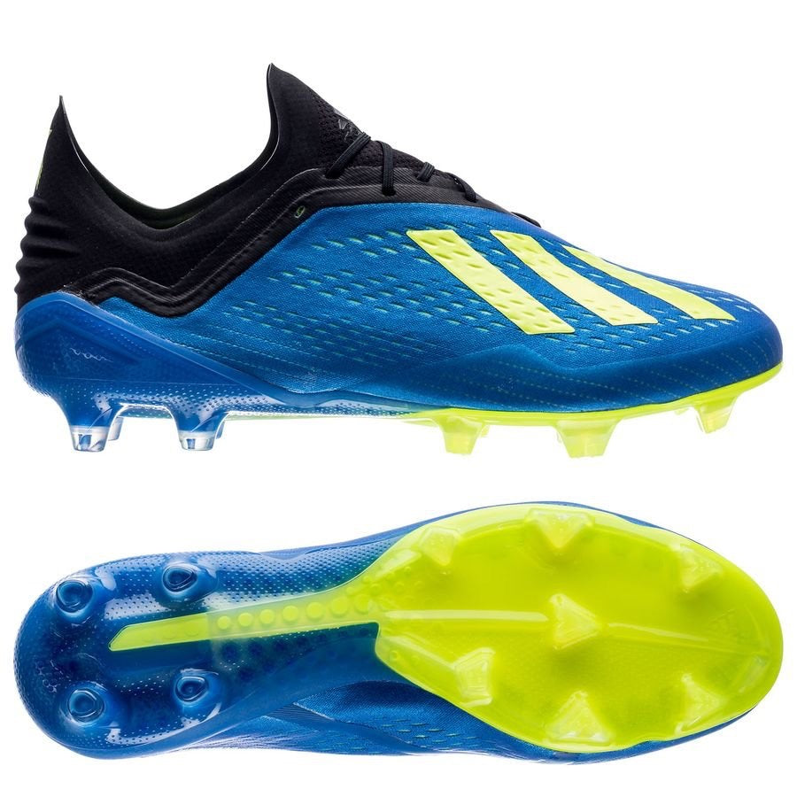 best service bf034 4c42d Men's X 18.1 Firm Ground Cleats - Energy Mode