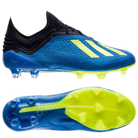 Men's X 18.1 Firm Ground Cleats - Energy Mode
