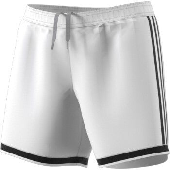 Adidas Regista 18 Women's Shorts - White