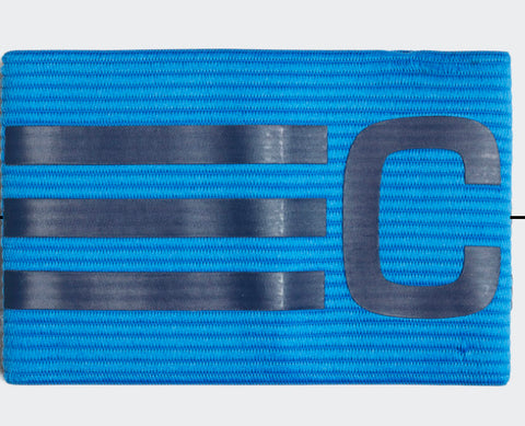 Adidas Captain Armband - Blue