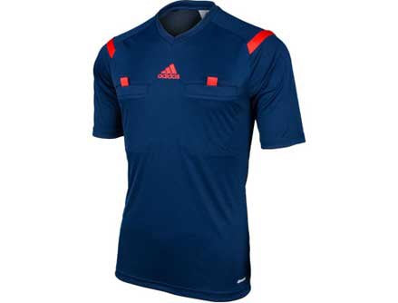 Adidas Navy Referee Jersey