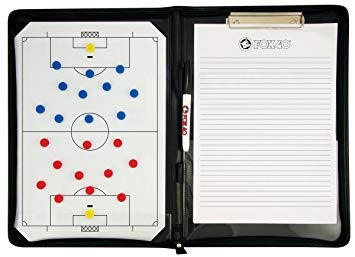 Fox40 Pro Coaching Magnetic Folder