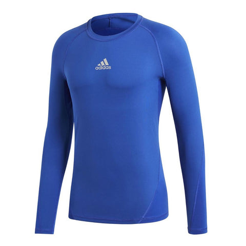 Adidas Men's Alphaskin Base Layer - Royal Blue