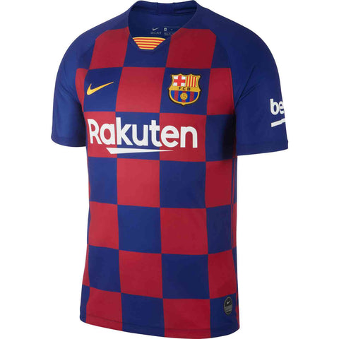 Men's Barcelona 2019/2020 Home Jersey