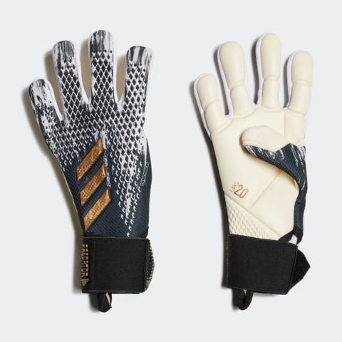 Adidas Predator 20 Pro Junior Gloves - Black/White