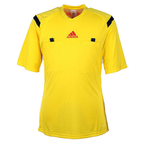 Adidas Yellow Referee Jersey