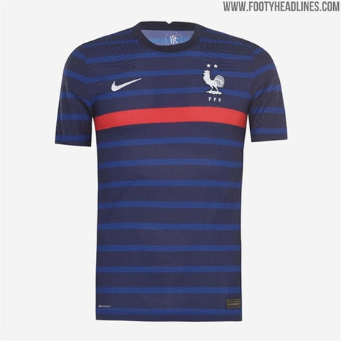 Youth France Home Jersey 2020
