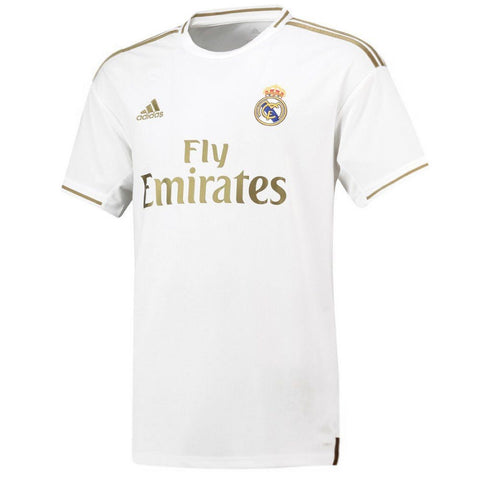 Adidas Real Madrid 19/20 Youth Home Jersey