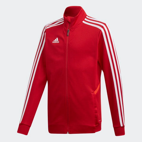 Adidas Men's Tiro 19 Track Jacket - Red