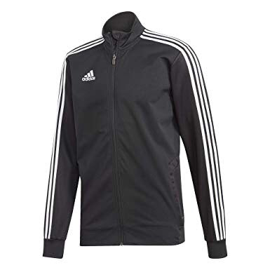 Adidas Men's Tiro 19 Track Jacket - Black