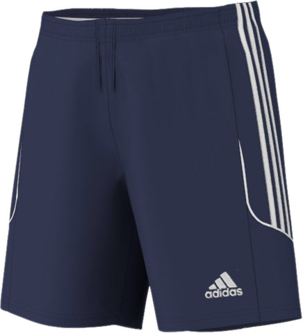 Adidas Men's Squad 13 Shorts - Navy Blue