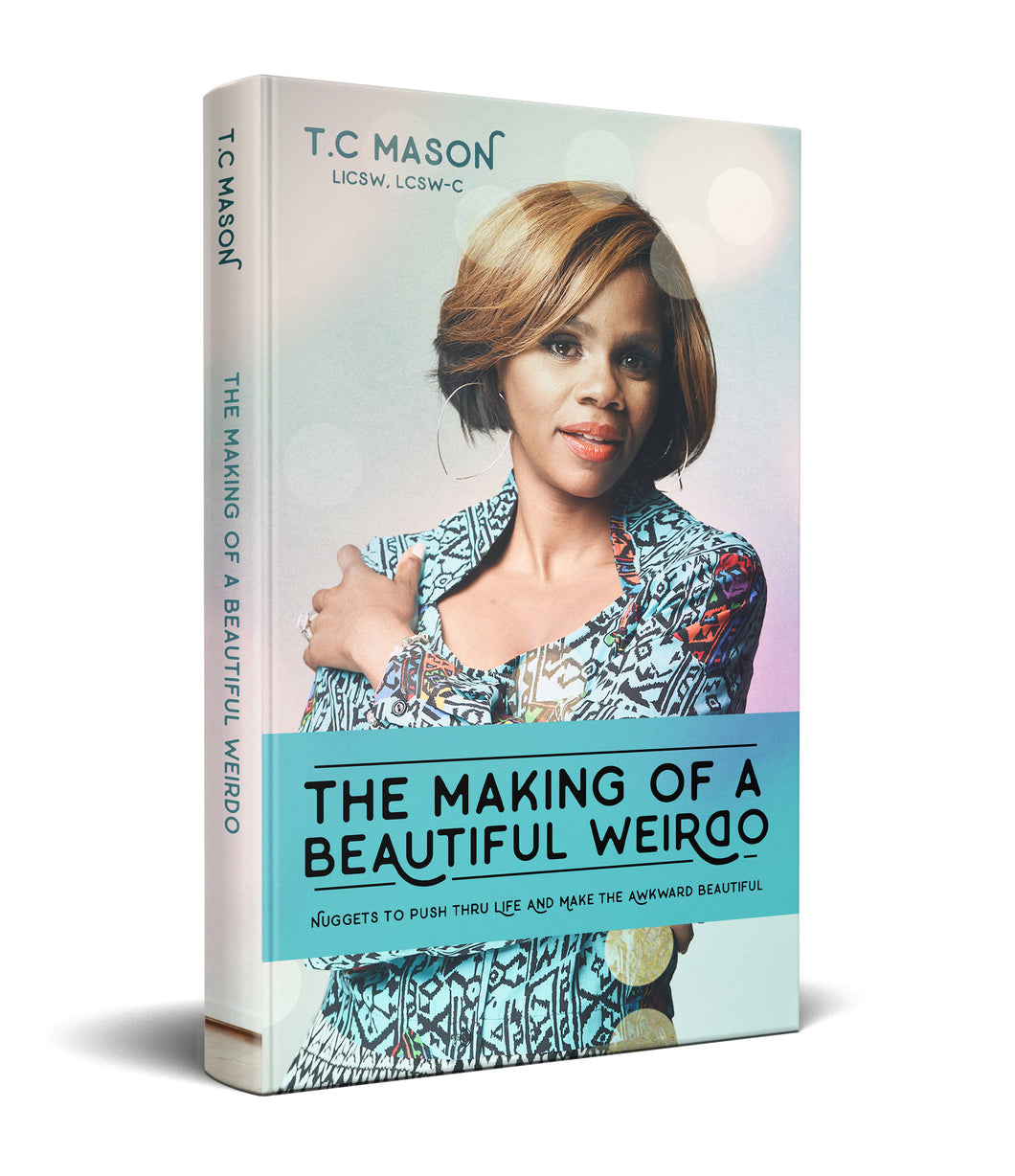 THE MAKING OF A BEAUTIFUL WEIRDO  (Paperback Book)