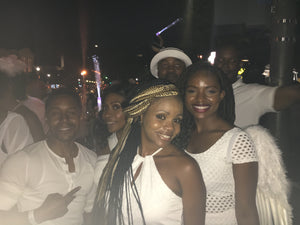 "TC's ""Friends en Blanc"" 40th B Day Celebration (Private Event)"