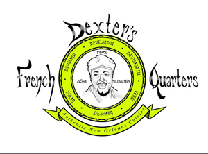 Friends En Blanc: Dexter's French Quarter's Food TruckMenu (Private Event)