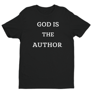 GOD IS THE AUTHOR  (Men's)