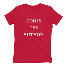 GOD IS THE AUTHOR  (Women's)