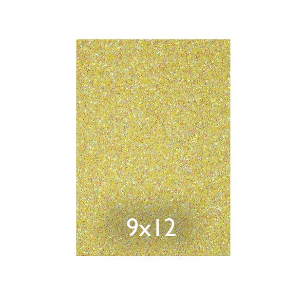 Lemon Sugar Siser® Glitter
