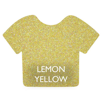 Lemon Sugar Siser Glitter