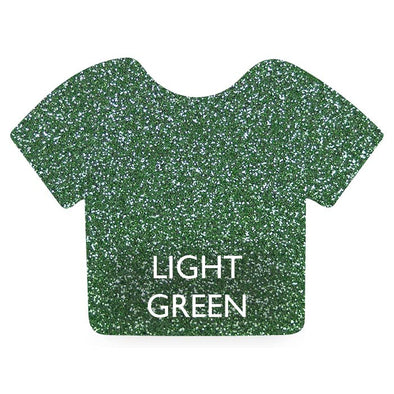 Light Green Siser Glitter