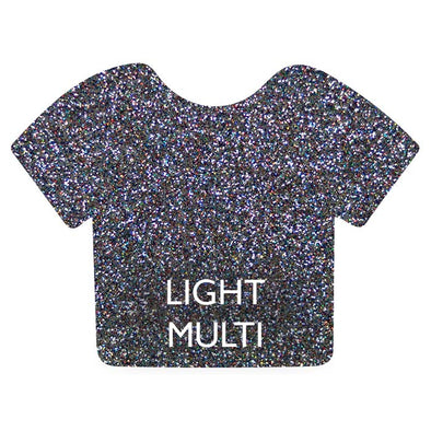 Light-Multi Siser Glitter