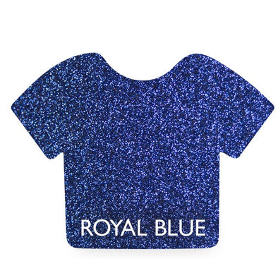 Royal Blue Siser Glitter