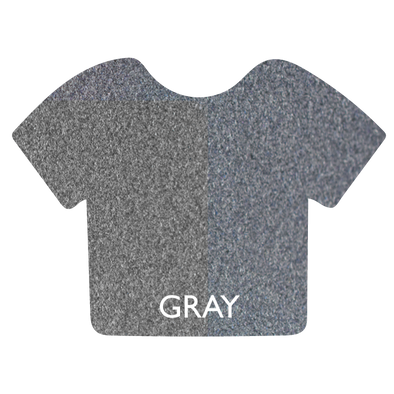 Gray Siser StripFlock