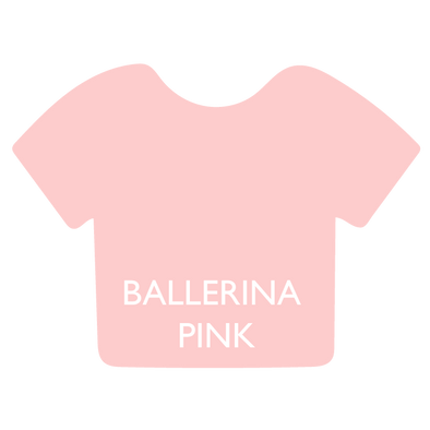 Ballerina Pink Siser EasyWeed Stretch