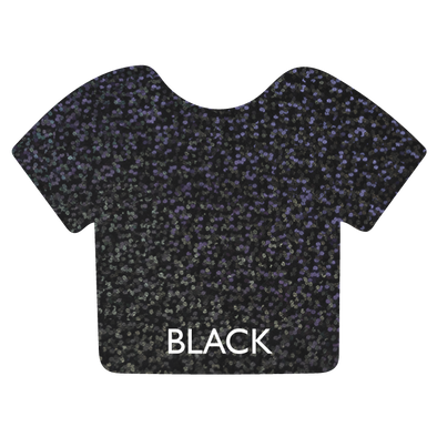 Black Siser Holographic