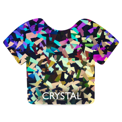 Crystal Siser Holographic