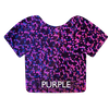 Purple Siser Holographic