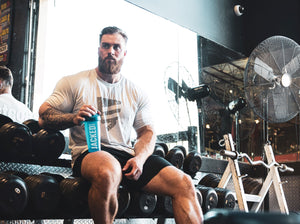 Chris Bumstead supplements