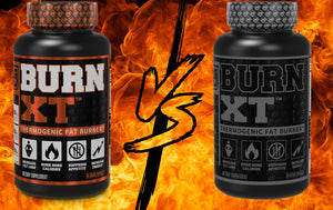 Burn XT vs Burn XT Black