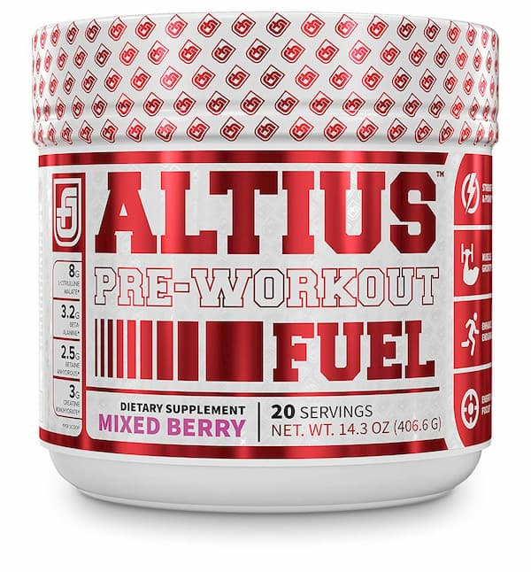 Altius jacked factory supplement
