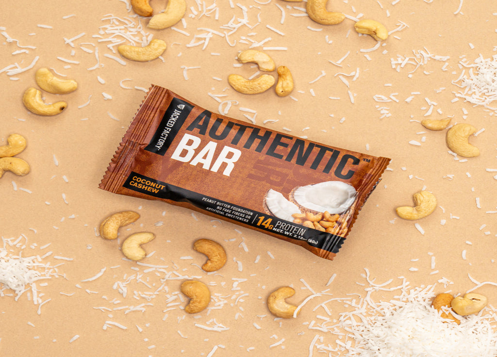 Jacked Factory Protein Bar