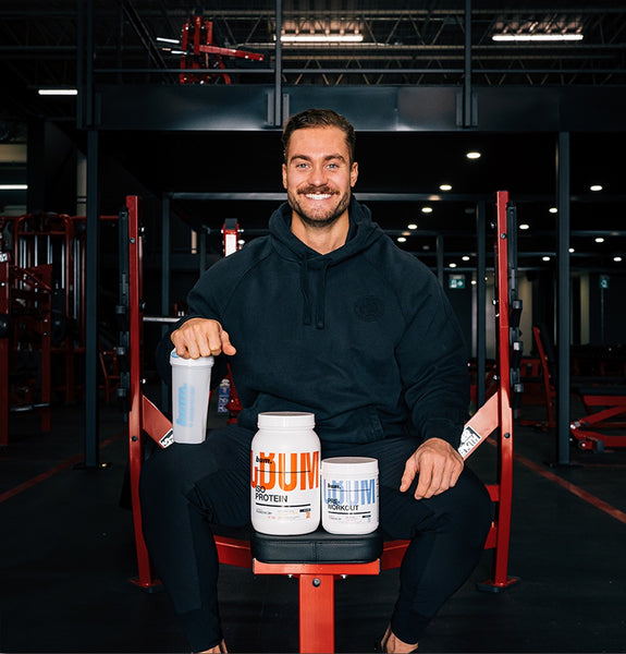 Chris Bumstead nutrition