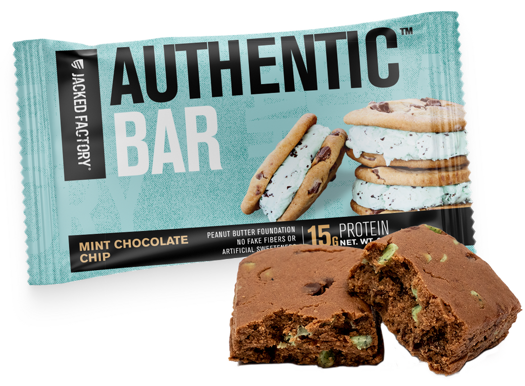 JF Authentic Protein Bar