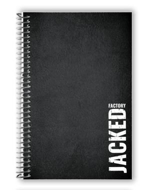 Black Jacked Factory Journal
