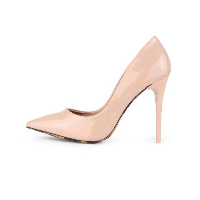 IEN LEE SAHARA HEEL - LIGHT SALMON