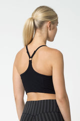 Amor Bustier-Look Light Support Bra Top