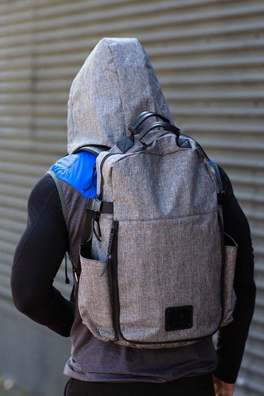 Utility Hooded Backpack